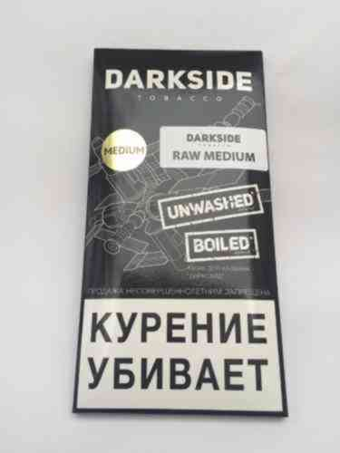 купить Табак Dark Side - Raw Medium 250г