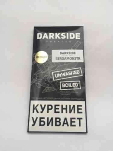 купить Табак Dark Side Medium - Bergamonstr 250г