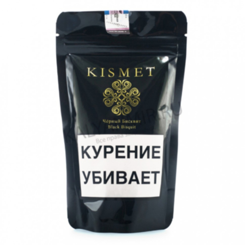 купить Табак Kismet - Black Bisquit 100 г