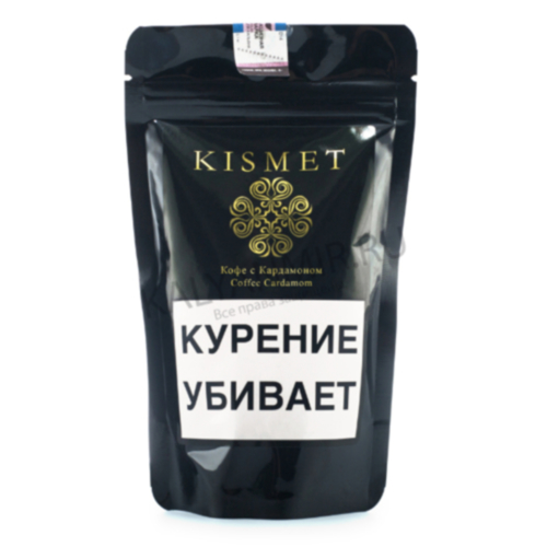 купить Табак Kismet - Black Coffee Cardamon 100 г